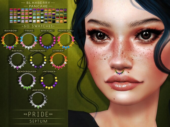 Pride septum at Blahberry Pancake image 2211 670x503 Sims 4 Updates