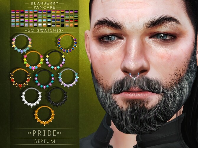 Pride septum at Blahberry Pancake image 2221 670x503 Sims 4 Updates