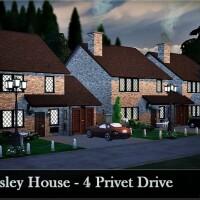 Dursley House by nobody1392