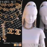 Ysabel Set by Silence Bradford