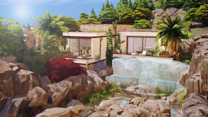 Waterfall Eco House