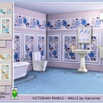 Victorian Panel Walls by marcorse