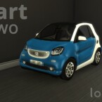 Smart ForTwo by LorySims