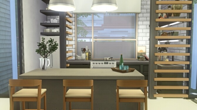 Eco Family Complex at Harrie image 2502 670x377 Sims 4 Updates