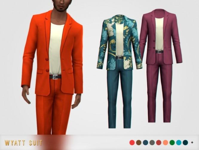 Wyatt Suit by pixelette