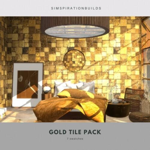 Gold tile pack revamp