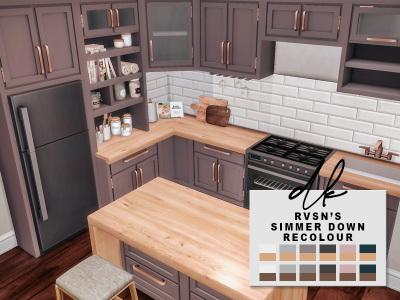 Simmer Down Kitchen