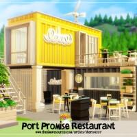 Port Promise Restaurant Nocc by sharon337