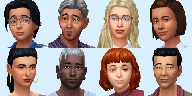 Townies Part II at Simsontherope image 2619 670x335 Sims 4 Updates