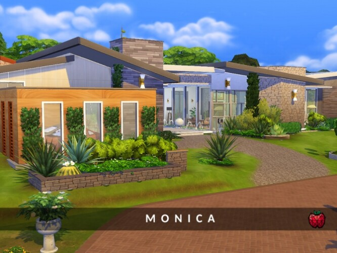 Monica Home by melapples