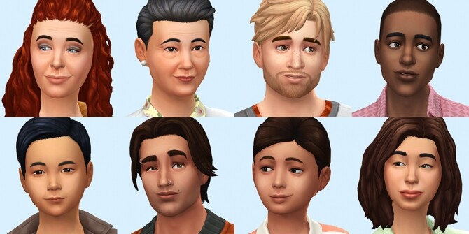 Townies Part II at Simsontherope image 2631 670x335 Sims 4 Updates