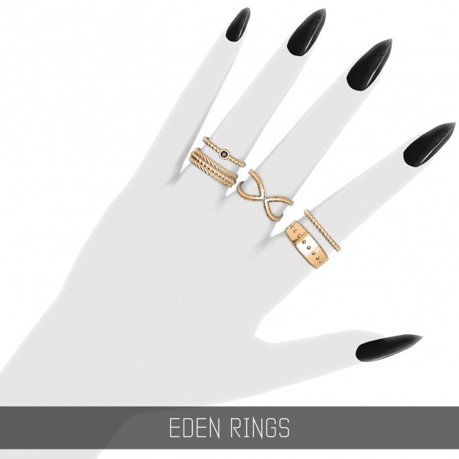 EDEN RINGS at Simpliciaty image 2721 670x670 Sims 4 Updates