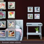 Summer watercolours by evi