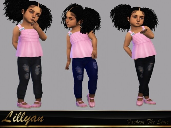 Baby pants by LYLLYAN