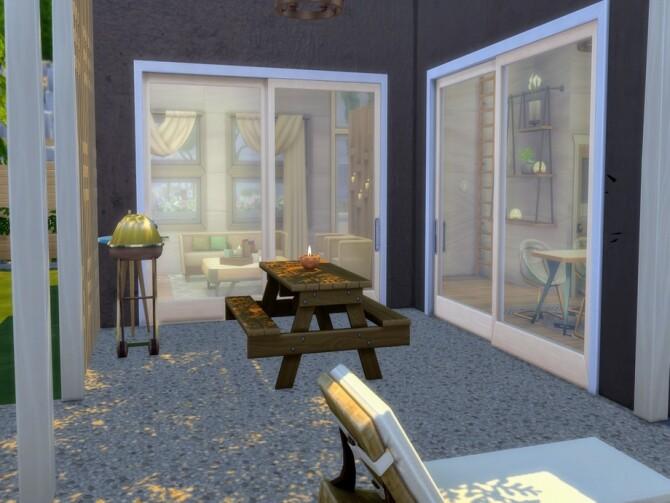 Sims 4 Rockridge Eco Machine Home by LJaneP6 at TSR
