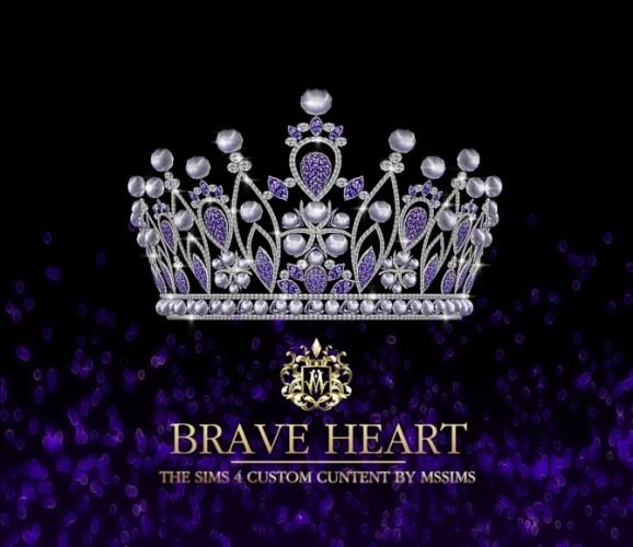 BRAVE HEART CROWN