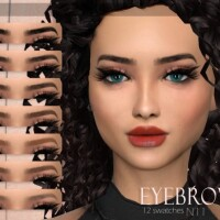 Eyebrows N11 by MagicHand
