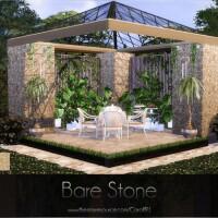 Bare Stone wall by Caroll91
