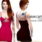 Charlie KL dress by carvin captoor