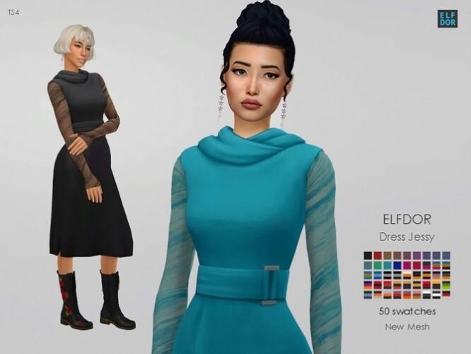 Dress Jessy by Elfdor