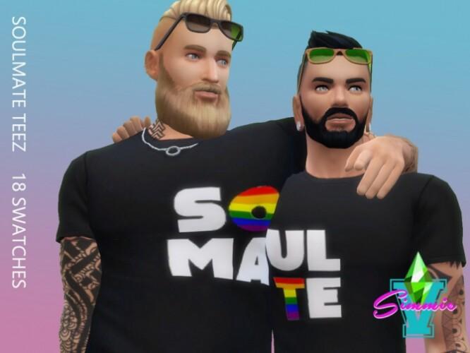 Soulmates Teez by SimmieV