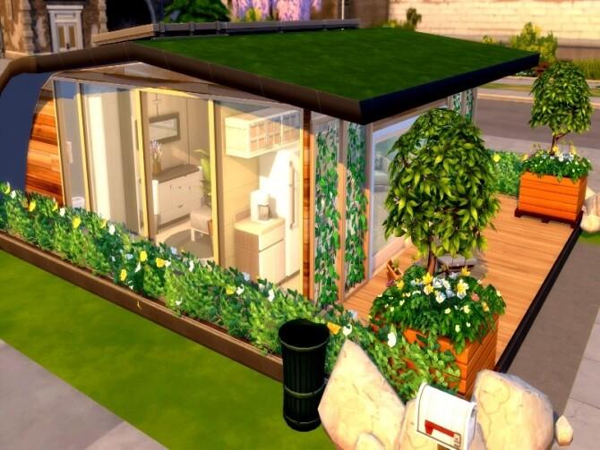 Sims 4 Eco starter v2 by GenkaiHaretsu at TSR
