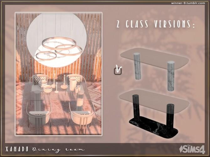 Xanadu Dining room by Winner9 at TSR image 3716 670x503 Sims 4 Updates