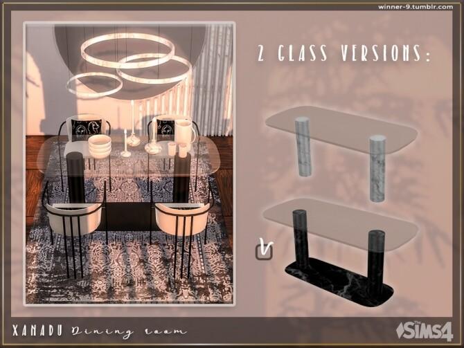 Xanadu Dining room by Winner9 at TSR image 3816 670x503 Sims 4 Updates