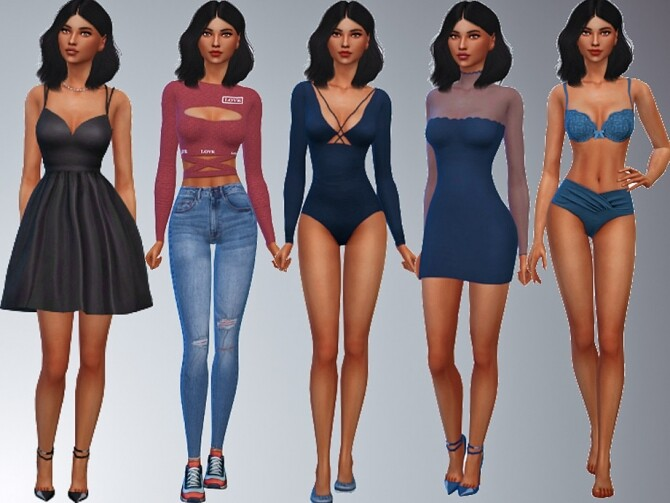 Octavia Foley by Mini Simmer at TSR image 3922 670x503 Sims 4 Updates
