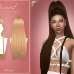 Innocent Hairstyle by EnriqueS4
