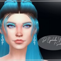 D Eyeshadow V8 by Reevaly