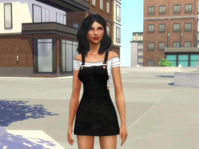 Octavia Foley by Mini Simmer at TSR image 4022 670x503 Sims 4 Updates