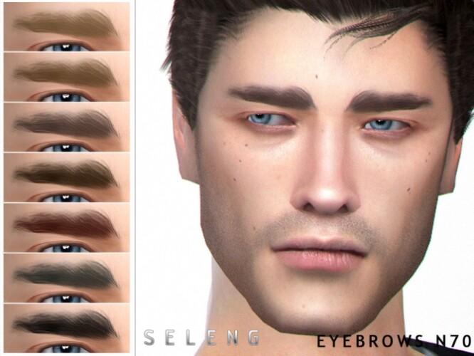 Eyebrows N70 by Seleng