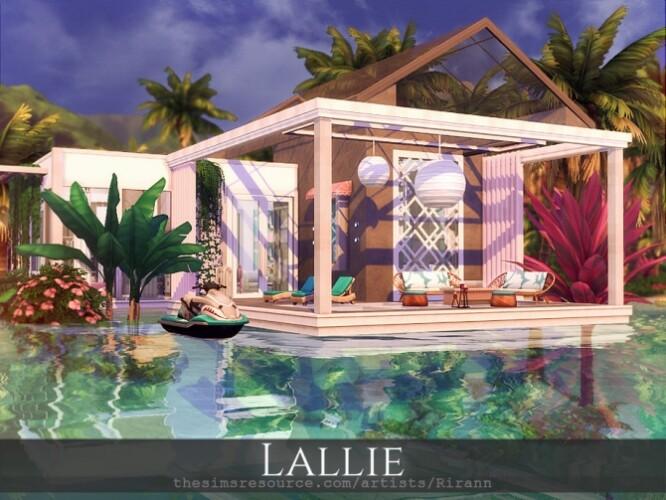 Lallie home by Rirann