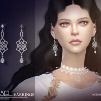 EARRINGS 202016 by S-Club LL