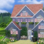 Grandma Cottage by ginkgovio