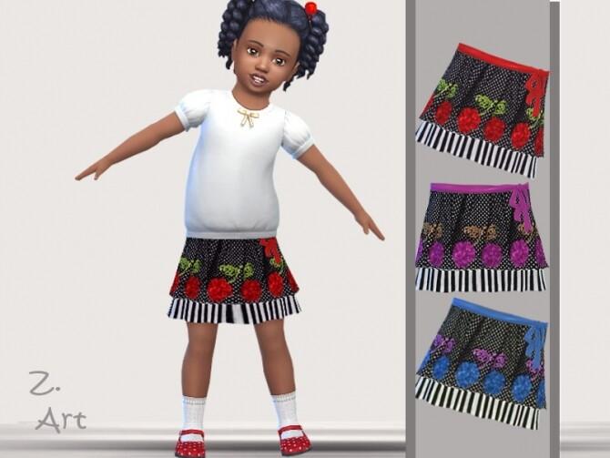BabeZ 82 Skirt by Zuckerschnute20 at TSR image 4214 670x503 Sims 4 Updates