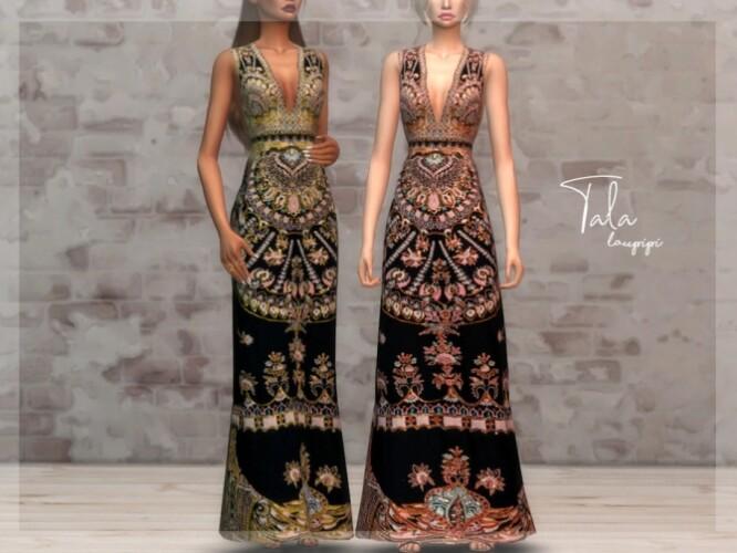 Tala dress by laupipi