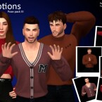 Emotions III Pose pack by Beto_ae0