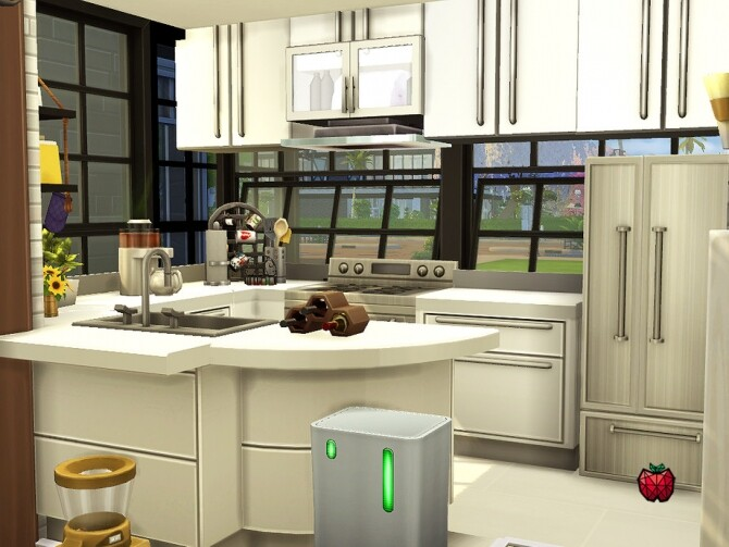 Sims 4 Becca small home no cc by melapples at TSR