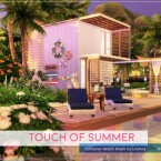 Touch of Summer Home by Lhonna