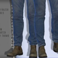 Chloe Frazer Boots by PlayersWonderland