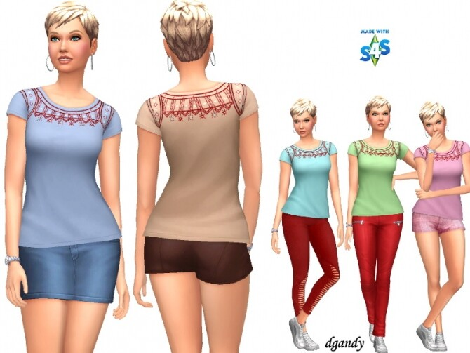 Sims 4 Top 20200617 by dgandy at TSR