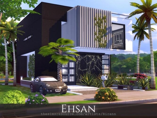 Ehsan house by Rirann