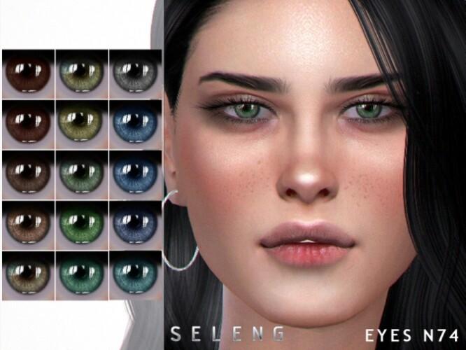 Eyes N74 by Seleng