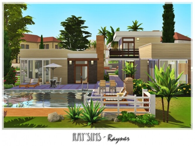 Rayner house by Ray_Sims