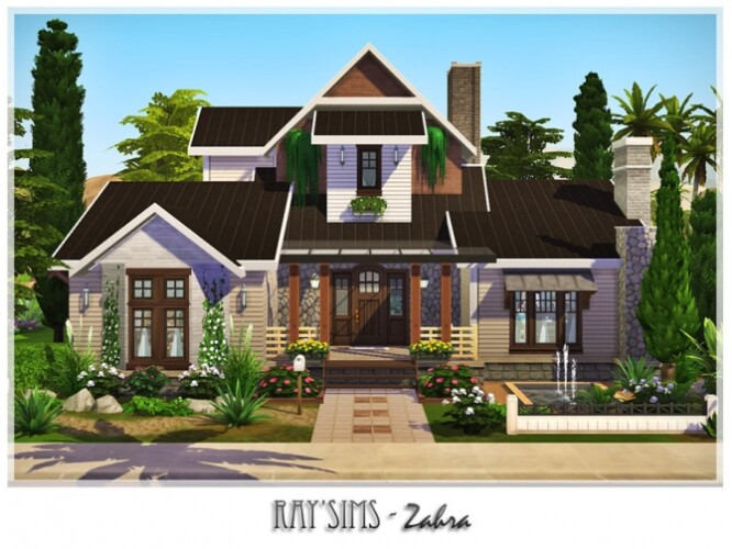 Zahra home by Ray_Sims