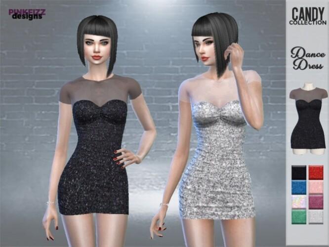 Candy Dance Dress PF120 by Pinkfizzzzz