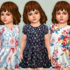 Toddler Dresses Collection P142 by lillka