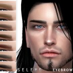 Eyebrows N72 by Seleng